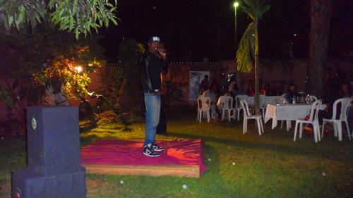 Dareal sur scène
