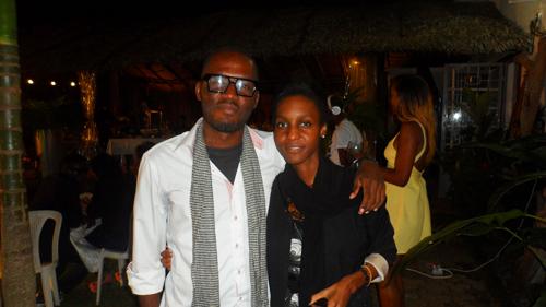 Avec Esther Naah (Mboa Urban Music)