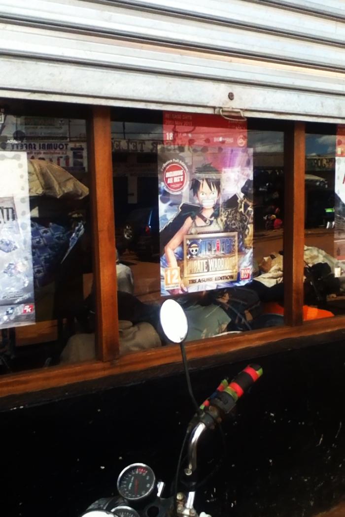 Espace gaming/multimédia que j'ai découvert récemment à Yaounde (Quartier Mendong)